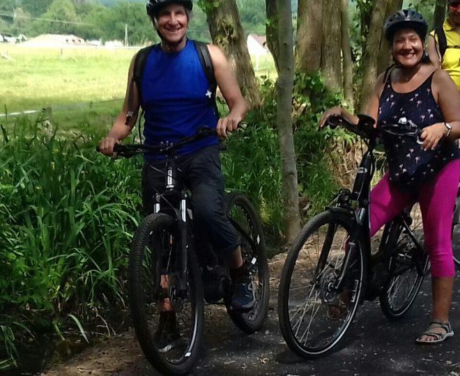 Le bonheur à vélos