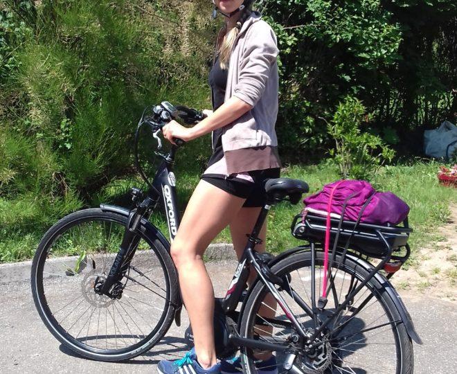 1 vélo femme